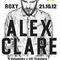 Alex Clare už se připravuje na svůj první koncert v České republice