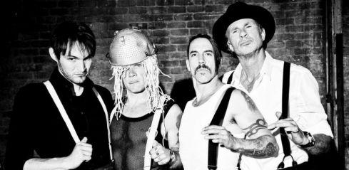 Red Hot Chili Peppers v Praze